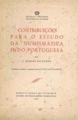 Contribuições para o estudo da numismática Indo-Portuguesa
