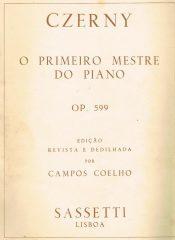 O primeiro mestre do piano
