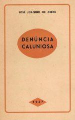 Denúncia Caluniosa