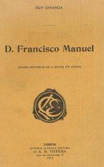 D.Francisco Manuel