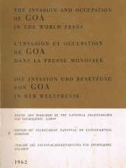 The Invasion and Occupation of Goa in the World Press