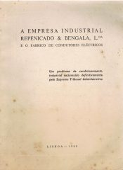 A Empresa Industrial Repenicado & Bengala, Lda. e o fabrico de condutores eléctricos