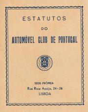 Estatutos do Automóvel Club de Portugal