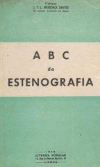 A B C da Estenografia