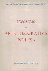 Exposição de Arte Decorativa Inglesa