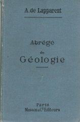 Abrégé de Geologie