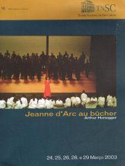 Jeanne d'Arc au bûcher – Arthur Honegger