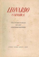 Leonardo Coimbra Testemunhos dos seus contemporâneos