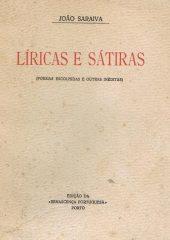 Líricas e Sátiras