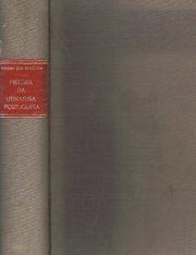 História da Literatura Portuguesa – Desde as origens até á actualidade