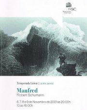 Manfred – Robert Schumann