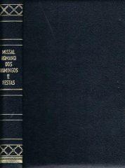 Missal Romano dos Domingos e Festas