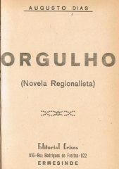 Orgulho (Novela Regionalista)