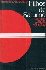 Filhos de Saturno – Escritos sobre o tempo que passa