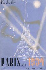 Paris em 1934