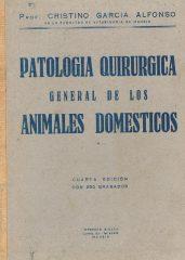 Patologia Quirurgica General de los Animales Domesticos