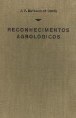 Reconhecimentos Agrológicos