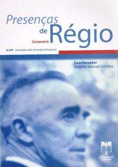 Presenças de Régio – Actas do 8º Encontro de Estudos Portugueses