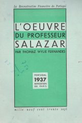 L'Oeuvre du Professeur Salazar