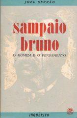 Sampaio Bruno o homem e o pensamento